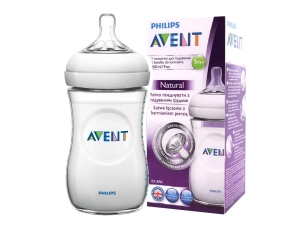 Philips Avent Natural Butelka antykolkowa 260ml